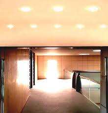 best interior lighting design with tracking lamps and recessed