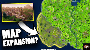 map of new city new city map expansion fortnite city map location fortnite