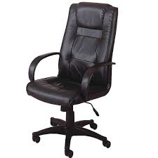 Black Leather Swivel Chairs Furniture Black Vinyl Tall Office Chairs With Arms And Recliner