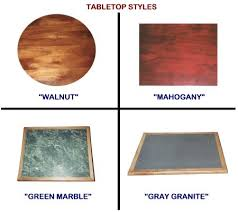 Restaurant Table Tops by Laminated Table Tops Curley U0027s Restaurant Equipment