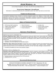 Job Description Resume Samples by Er Nurse Job Description Resume U2013 Resume Examples