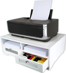 victor w1130 pure white printer stand victor technology llc