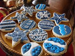 stock photo 10 best holiday cookies decorating ideas