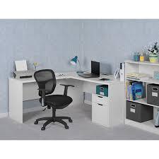 no tools assembly desk niche mōd 61 l desk shell with no tools assembly truffle niche