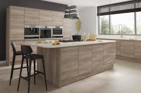 Replacement Oak Kitchen Cabinet Doors Pisa Handle Less Matt Collection Of Pvc Edged Replacement Doors Is