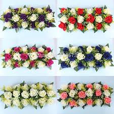 Decorative Flowers by Compare Prices On Arch Wedding Decorations Online Shopping Buy