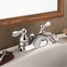 Hampton Centerset Bathroom Faucet American Standard - Faucet sets bathroom 2
