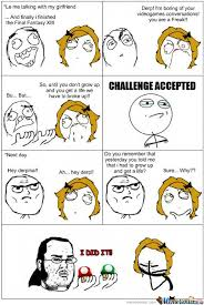 Challenge Fails Meme Meme Center Memes Rage Comics Epic Fails Images