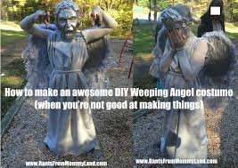 angels halloween city rants from mommyland how to make an awesome diy weeping angel