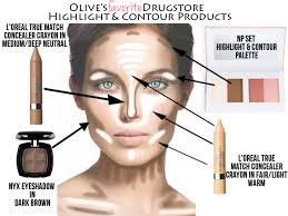 olive s favorite highlight contour s ivory and olive