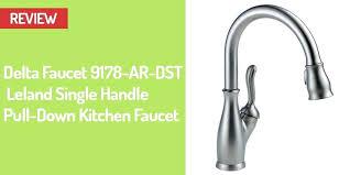 leland delta kitchen faucet delta 9178 dst medium size of home depot delta faucet delta manual