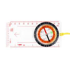 Map Compass Field Compass