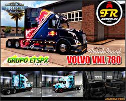 volvo vnl 780 blue truck farming simulator 2017 2015 15 17 download ats trucks page 10