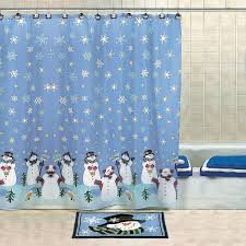 snowman curtains kitchen awesome rectangle white polyester fabric mickey mouse design easy