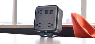 cubie power outlets usb ports for hotel