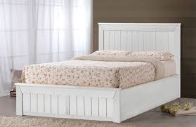 Discount Beds  Mattress Belfast NI   The Zeus - White bedroom furniture northern ireland