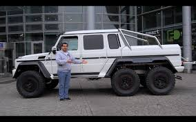 mercedes g class 6x6 eng mercedes benz g63 amg 6x6 walk around youtube