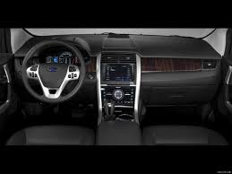 Ford Edge Interior Pictures 2012 Ford Edge Interior Wallpaper 6