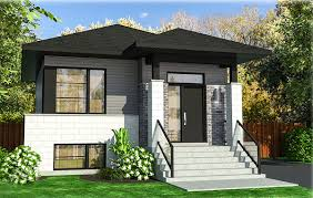 tiny split level house plan 90301pd architectural designs