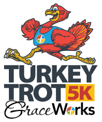 graceworks ministries 2017 turkey trot 5k