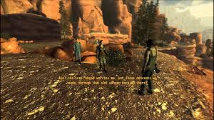 Fallout New Vegas Maps by Fallout New Vegas Honest Hearts Arrival At Zion Part 1 Of 3 Ambush
