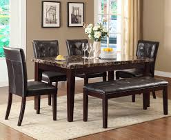6 Piece Dining Room Sets by Espresso Dining Room Sets