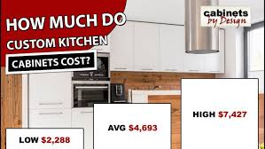 how much do high end cabinets cost how much do custom kitchen cabinets cost cabinets by design