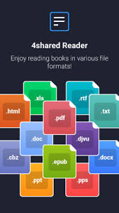 4 shared apk 4book reader pdf epub doc 1 15 0 apk for android