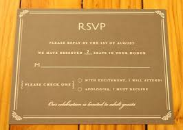 Wedding Rsvp Wording Examples Adults Only Wedding Invitation Wording Dancemomsinfo Com