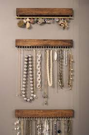 Wall Mirror Jewelry Storage Best 25 Jewelry Organizer Wall Ideas On Pinterest Diy Jewelry