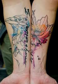122 best tattoos images on pinterest flower tattoos flowers and