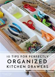 how to organize kitchen cupboards and drawers 10 tips for perfectly organized kitchen drawers the homes