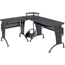 Glass Gaming Desk by Desk L Desks For Gaming With Magnificent Cool Computer Setups
