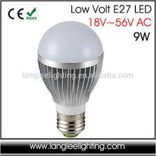 24v led light bulb 18v 56v ac dc e27 b22 led light bulb 24v 36v 48v all ok 3w 5w 7w 9w