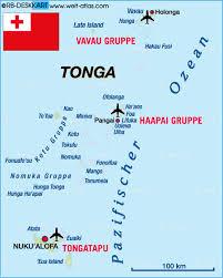 tonga map map of tonga map in the atlas of the atlas