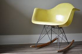 eames fiberglass edge chair the story living the modern life