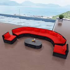 Red Sofa Set Png Vidaxl Garden Sofa Set Poly Rattan Red Vidaxl Com