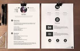 contemporary resume templates free resume template for ms word