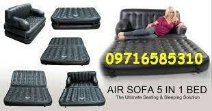 Air Sofa 5 In 1 Bed Bed Sofa Cal Discount Bazaar Call 09716585310 Supplier