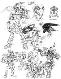 bionicle bara magnans by the ht wacom man deviantart com