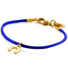cord bracelet with charm images Satin cord bracelets dana levy ltd jpg