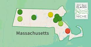 Lexington And Concord Map 2017 Best Suburbs To Raise A Family In Massachusetts Niche