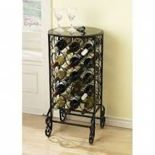 Wildon Home Console Table Console Table Wine Rack Foter