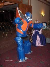 Grunt Costume