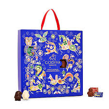 godiva chocolate advent calendar 2017 24 pc 17 50