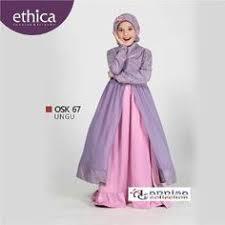 desain baju gaun anak gaun muslim pesta anak perempuan gamis pesta mewah rok mekar organdi