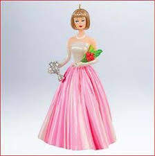 1998 hallmark ornaments barbie holiday 6 35 00 mib all