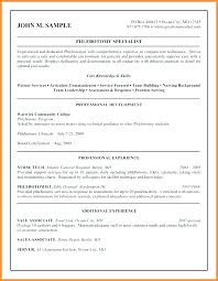 resume cover letters phlebotomist duties resume duties resume sle exle cover letter