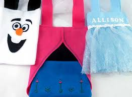 party favor bags frozen party favor bags two