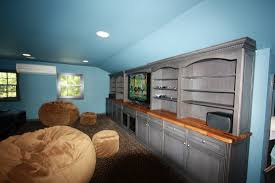 Media Room Built In Cabinets - built ins bars and more